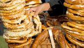Calories un bâton de bretzel - devrait connaître la valeur nutritive des bretzels