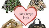 6 style idées pour Kim Kardashian et Kanye Wests Baby Girl (Photos)