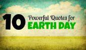 Jour de la Terre: 10 Cours merveilleux et puissants en l'honneur de la nature