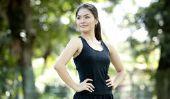 Douleur à l'épaule par le jogging - Conseils pour un bon positionnement de bras