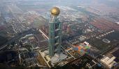 Village le plus riche de Chinaâ € ™ ouvre Gratte-ciel Hôtel