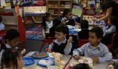 Cinq Surprenantes révélations propos School Lunch en Amérique