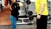 Snooki pourrait avoir un avenir dans le Celebrity santé et de fitness du monde (Photos)