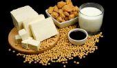 Le lait de soja et de protéines - Pour en savoir plus sur la teneur en protéines des produits à base de soja