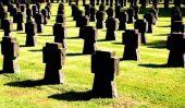 Recherche morts à la guerre avec l'aide de l'Internet