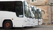Combien de temps vous prenez le bus à l'Espagne?