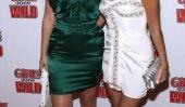 Adrienne Bailon Chelems Rob Kardashian pour tricherie, Kim Kardashian se venge sur Twitter