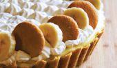 Banana Cream Pie et un livre de recettes Giveaway