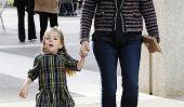 Ben Affleck et Jennifer Garner passé en 1000 $ sur 4ème fête d'anniversaire de sa fille Seraphina