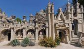 Le facteur qui a construit un palais avec des pierres a recueilli plus de 33 ans