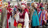 Costumes de carnaval à des tailles plus - vous trouverez ici