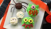 A Dozen Halloween Cupcake Recipes
