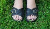 Berkilette - combiner le mode de la chaussure saine
