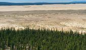 Les Grands Kobuk dunes de sable - une bizarrerie de l'Alaska