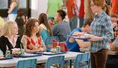 10 choses qui ne se produira que dans une cafétéria scolaire