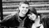 «Teen Mom» Catelynn Lowell et Tyler Baltierra sortie Engagement Photos