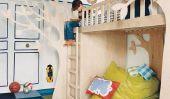 Plus de 15 idées de lit somptueux Loft pour les enfants