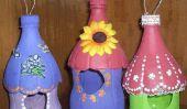 De bouteilles en plastique bricolage Maison de l'Oiseau