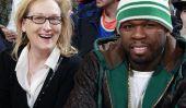 50 Titres Cent, album et Twitter: «In Da Club» Chanteur Feuilles Interscope et Shady Records, Goes indépendant