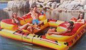 Top 10 Meilleur gonflable flottant Island 2014