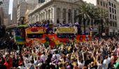 New Orleans Pâques Day Parade 2015 Date, heure Lieu: 3 Pâques Parades Set pour Big Easy