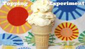 L'expérience de la Grande-Ice Cream Topping