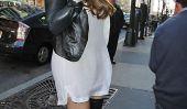 Khloe Kardashian Looks Fou de joie!  Il pourrait y avoir au bébé Nouvelles Dernière?  (Photos)
