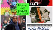 De Kanye West Pour Fergie: Celebrity mamans et les papas changent le monde à travers la musique!