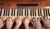 La science de Rhythm: Les avantages inattendu d'exposer les enfants à la musique