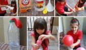 DIY: Non hélium nécessaires pour combler les Ballons