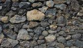 Mur de pierre pour le salon - de sorte que vous construisez vous-même