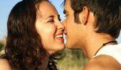 Tremblant tout en embrassant - de sorte que vous êtes en sécurité