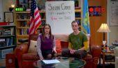 CBS «The Big Bang Theory 'Saison 8, Episode 10 spoilers: de la Fun With Flags Sheldon Ends série dans« Le Reflet Champagne »[Visualisez]