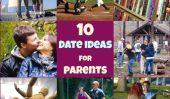 10 idées de date peu coûteux et amusant pour les parents