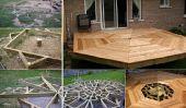 Comment construire un pont octogonale