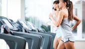 Monter en 3 minutes à haute intensité Interval Training