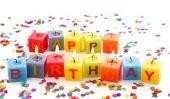 Invitations pour faire votre propre 70e anniversaire