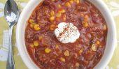 """Superbowl 2011 Heure: Melissa Melissa d'Arabie """"Ten Dollar Tailgate"""" Recettes y compris le Chili, Kettle Corn & Deviled Eggs"""