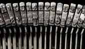 Qui a inventé la machine à écrire?
