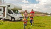 Camping dans les Montagnes de grès de l'Elbe (Suisse saxonne) - conseils d'initiés pour les vacances dans une caravane