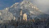 25 de beaux endroits à voir A Winter Wonderland réel