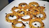 Oubliez Onion Rings, Faites rôties squash Anneaux (avec thym Beurre Noisette)