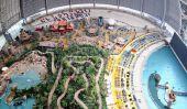 Plus grande forêt tropicale intérieure de Tropical Island Resort-Monde