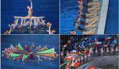 Cérémonie de clôture des Championnats du monde FINA 14e