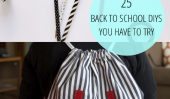 25 Back To School DIYs vous devez essayer