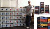 System Storage Creative Tiroirs bricolage