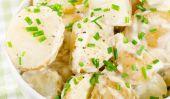 Le 40K $ Salade de pommes de terre et d'autres campagnes Kickstarter Kooky
