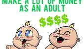 Qu'est-ce que le nom de votre bébé - Les 10 noms qui font le plus d'argent