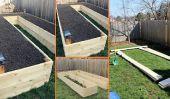 Apprenez comment construire un U-forme surélevée Garden Bed