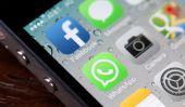 Les meilleurs et les plus sûrs les applications de messagerie: Facebook et WhatsApp sont les moins Safe